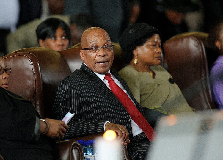 Jacob Zuma. Picture: SOWETAN