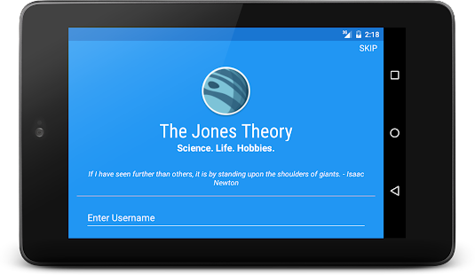 The Jones Theory- screenshot thumbnail