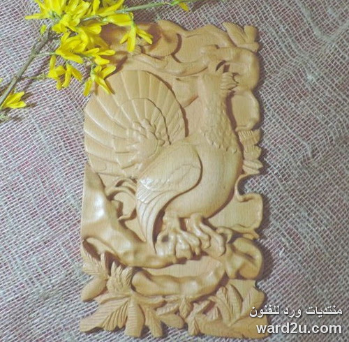 منحوتات خشبية حروف ابجدية مجسمات و تابلوهات