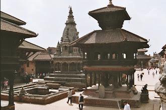 Photo: Unzählige inzwischen restaurierte Tempel