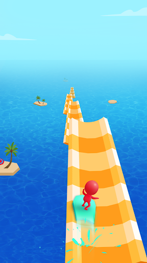 Water Race 3D: Aqua Music Game  screenshots 2
