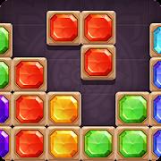 Block Crush Puzzle: Jewel Pop