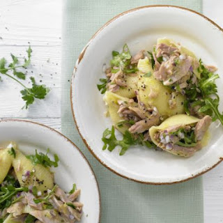 Tuna-Lemon Pasta.