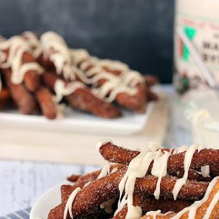 Cinnamon Sugar Donut Fries