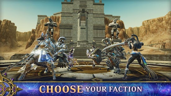 AxE: Alliance vs Empire Screenshot