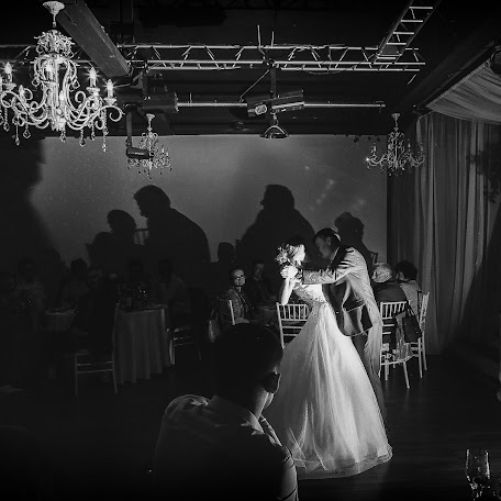 Wedding photographer Denis Vashkevich (shakti-pepel). Photo of 26.10.2017