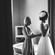 Wedding photographer Yuliya Lucenko (Studio-nefformat). Photo of 27.09.2014