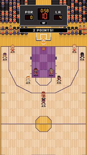 Hoop League Tactics 1.3.0 screenshots 2