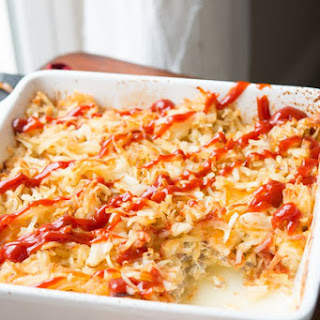 Savory Hash Brown Breakfast Casserole