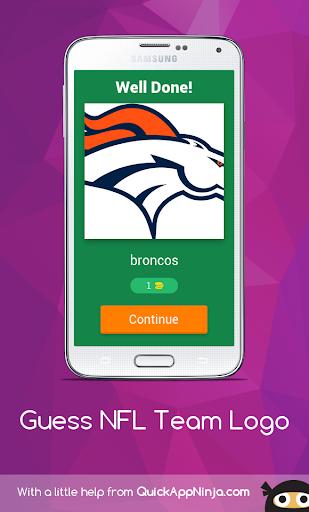 Guess NFL Team Logos 3.1.7z screenshots 2