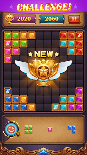 Block Puzzle: Diamond Star Blast 1.5 screenshots 24