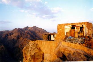 Photo: Mont Sinaï