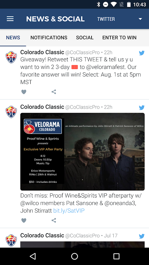 VELORAMA & COLORADO CLASSIC 2017- screenshot