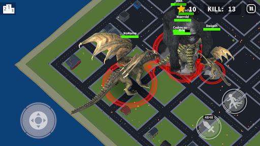 Godzilla vs Kong : Dragon invasion cheat hacks