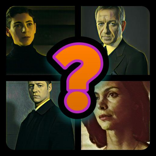 Gotham TV series Quiz actors