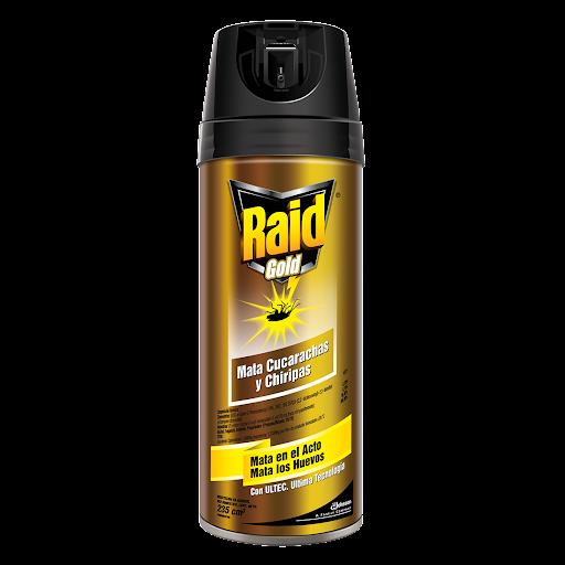 Insecticida Raid Gold Aer 235Ml