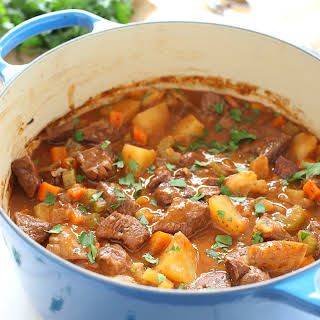 Beef Stew Meat And Pasta Recipes.