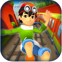 3D Subway Skaters Surf Run icon