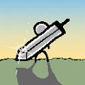 그레이트 소드 - 스틱맨 액션 RPG (Great Sword) icon