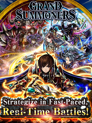 Grand Summoners - Anime Action RPG apkmr screenshots 10