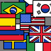 Flags of the World + Emblems: Guess the Country