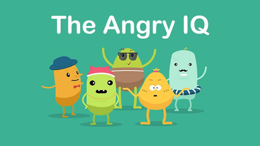 The Unbeatable games: Angry IQ