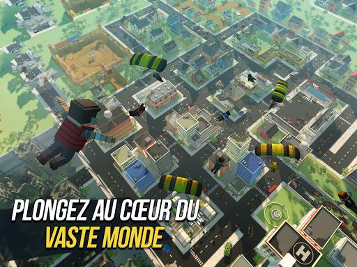 Grand Battle Royale: Pixel FPS  captures d'écran 3