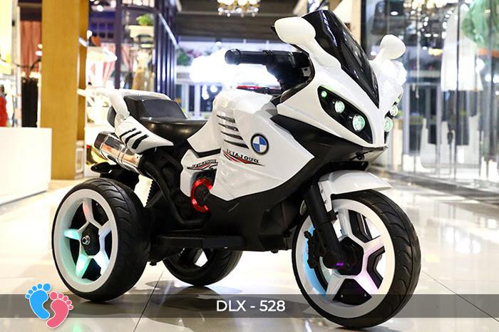 xe moto dien cho be DLX-528 9