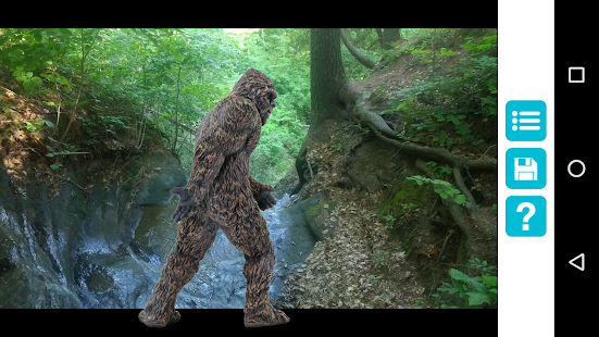 Sasquatch Sighting Screenshot