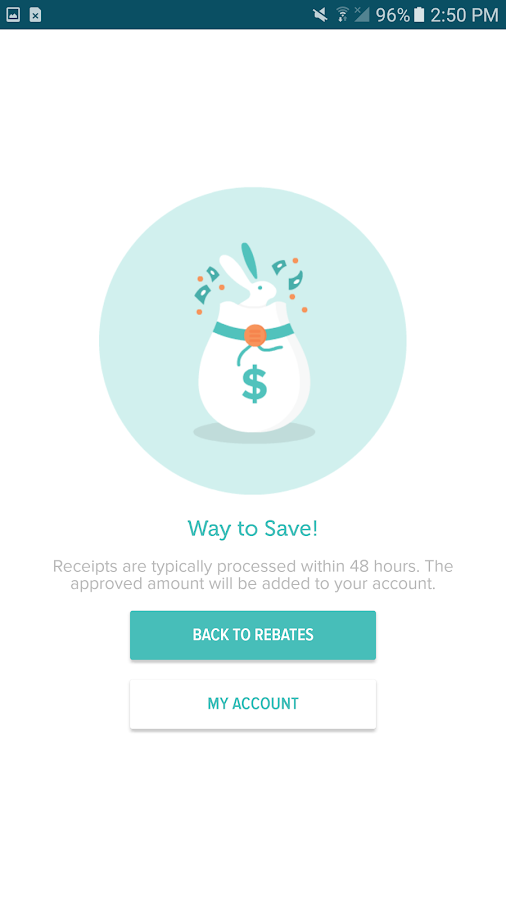 Hopster: Cash back savings, rebates, and coupons- screenshot