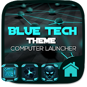 Blue Tech Theme
