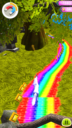 Temple Unicorn Dash 3D: Jungle Run Adventure by Kids Dreams