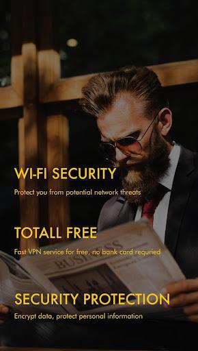 Sailfish VPN - Secure VPN & Super Fast VPN Free 3.1.0 screenshots 1