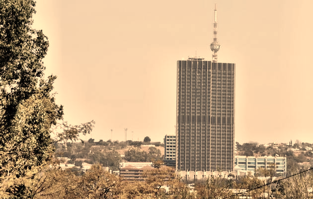SABC headquarters. Picture: TIMESLIVE