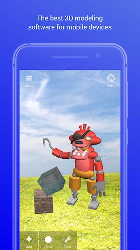 3DC.io — 3D Modeling 1.26.1 screenshots 1