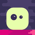 Mr Cubed: Endless Cube Tap Hop Bouncer icon