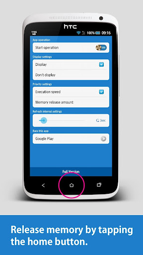 Memory Release Plus screenshot 6
