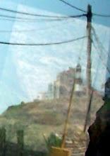 Photo: the only photo I got of Faro de la Marina, Miraflores,