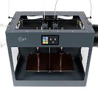 CraftBot Flow Grey XL IDEX 3D Printer