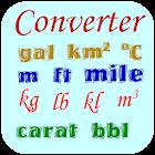 A+ Unit converter icon