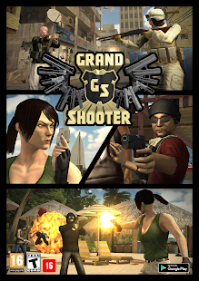 Grand Shooter: 3D Gun Game Screenshot