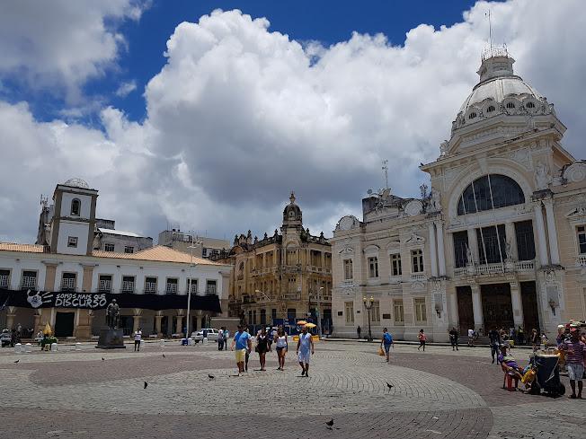 Португальскими маршрутами-часть 2.Бразилия 2019 (Сальвадор,Рио,Игуасу,Сан-Паулу)