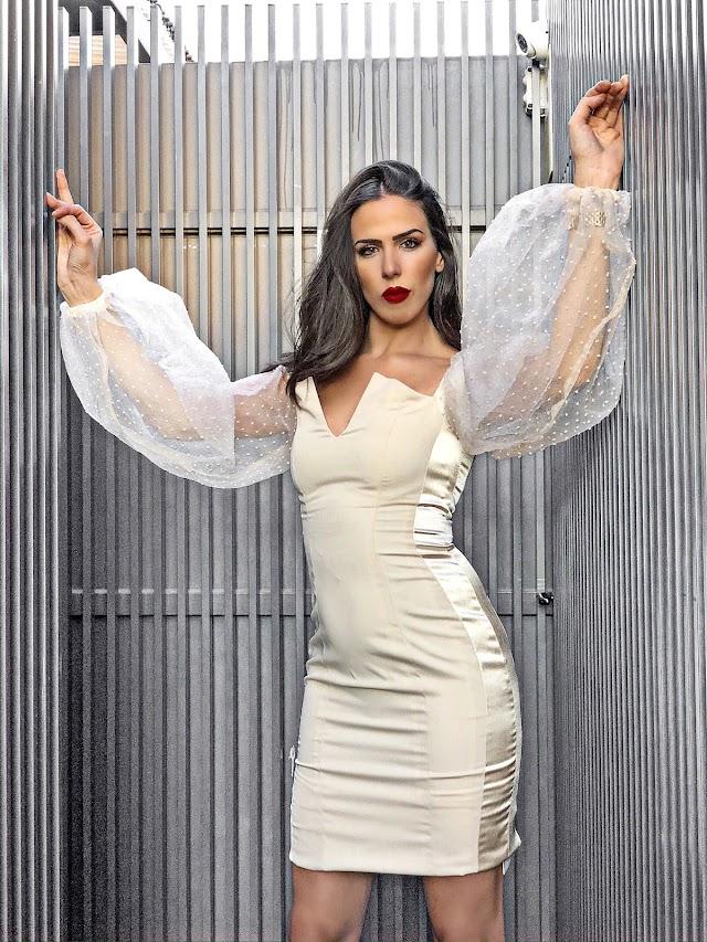 La modelo e influencer almeriense Lucía Abascal.