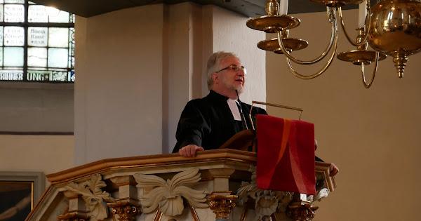 Verabschiedung von Pastor Christoph Stiehl in St Petri