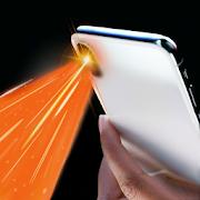 Orange Light Simulator