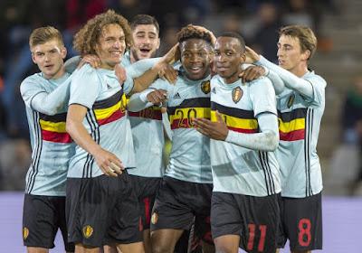 Les jeunes Belges commencent à penser à l'Euro 2019