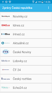 Zprávy ČR - náhled
