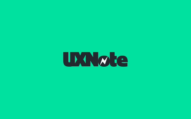 UXNote - Discover & Note Creative Work
