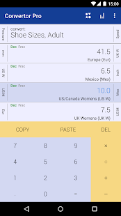 Convertor Pro Screenshot 2