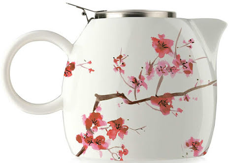 Pugg TeaPot – körsbärsblomma - Tea Forté